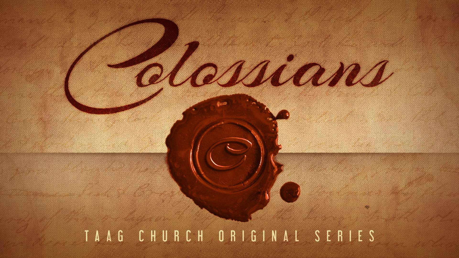 TAAG Sermon Graphics - Colossians